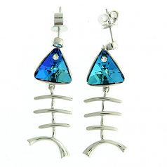 Fishbones Earrings