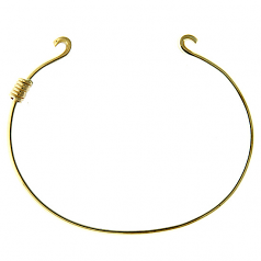 14K Yellow Gold Bracelet for Toppers