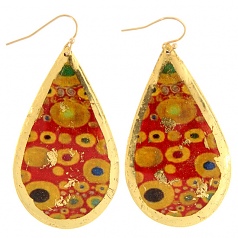 """""""Vienna"""" Earrings by Evocateur"""