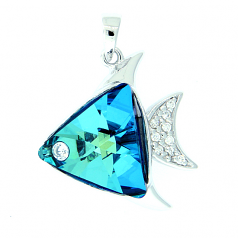 Angelfish Pendant