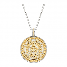 Sterling and Vermeil Necklace