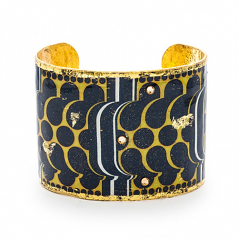 """Barcelona"" Cuff by Evocateur"