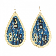 """""""Anna"""" Earrings by Evocateur"""