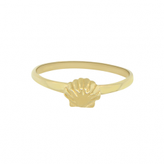 Scallop Stack Ring