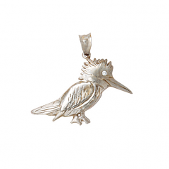 Kingfisher Pendant