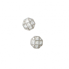 Estate Tiffany Diamond Earrings