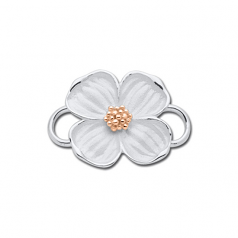 Dogwood Flower Bracelet Topper