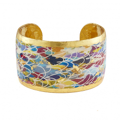 """""""Waterford"""" Cuff by Evocateur"""