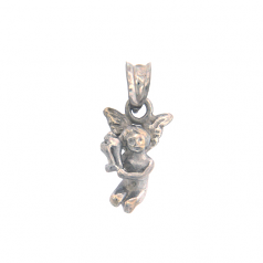 Sanibel Angel, Small. Click to see story