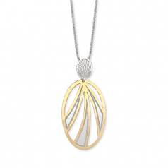 Sterling Tropics Necklace