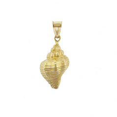 King's Crown Shell Pendant/Charm