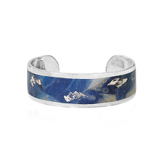 """""""Cast Yourself on Every Wave"""" Cuff by Evocateur"""