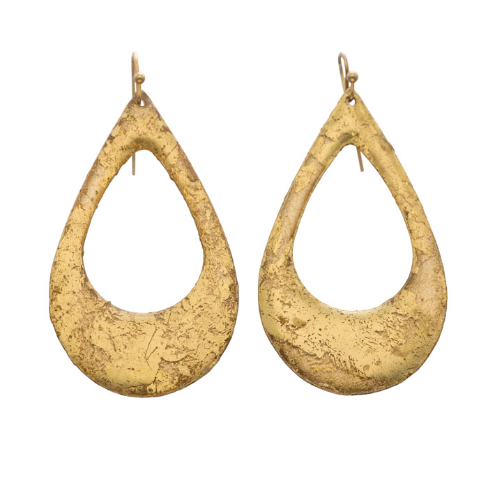 """""""Athena"""" Earrings by Evocateur"""