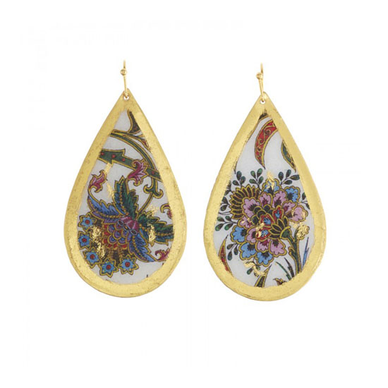 """Isabella"" Earrings by Evocateur"