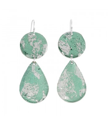"""""""Turquoise Mini Teardrops"""" by Evocateur"""