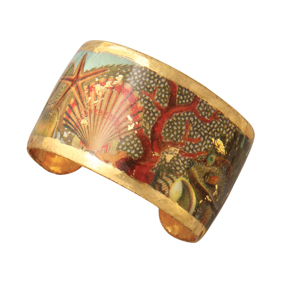 """""""Under The Sea"""" Cuff by Evocateur"""