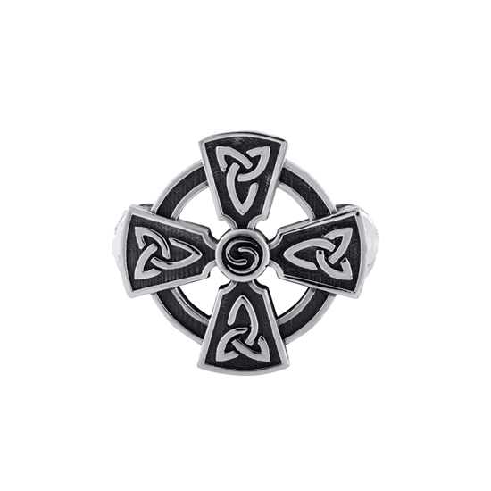 Celtic Cross Bracelet Topper