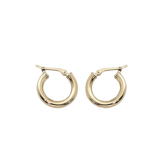 2.5 x 15MM Hoop Earrings