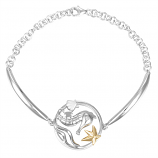 Sterling Sealife Bracelet