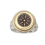 **SOLD** Ancient Judean Widow's Mite Ring