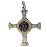 Ancient Judean Widow's Mite Cross