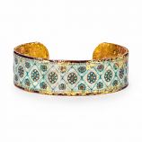 """Veneto"" Cuff by Evocateur"