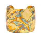 """The Oceans"" Cuff by Evocateur"