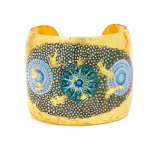 """Jellies"" Cuff by Evocateur"