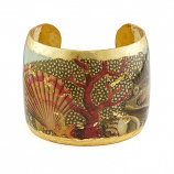 """Under The Sea"" Cuff by Evocateur"