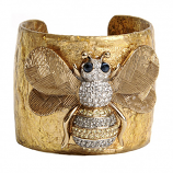 """Bumble Bee"" Cuff by Evocateur"