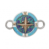 Compass Rose Bracelet Topper