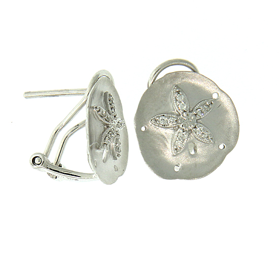 Sanddollar Earrings