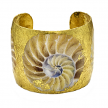"""Nautilus"" Cuff by Evocateur"