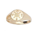 Compass Rose Ring