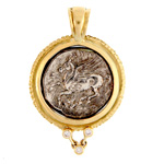 Ancient Greek Silver Stater - / Athena Pegasus