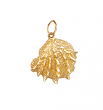 Jewel Box Shell Pendant/Charm