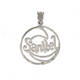 Sanibel Wave Pendant
