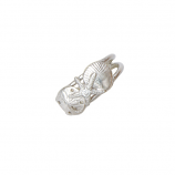 Diamond Three Shell Ring