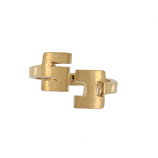 **NEW** Sanibel Island Initial Ring