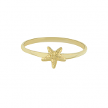 Starfish Stacker Ring