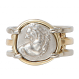 Ancient Greek Lion Ring