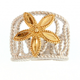 Ring with Starfish