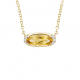 **NEW**  Citrine Necklace