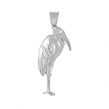 **NEW**   Woodstork Pendant