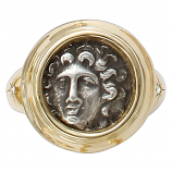 Ancient Greek Hemidrachm - Helios