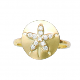 Sanddollar Ring