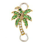 Palm Tree Bracelet Topper