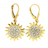 Sun Earrings