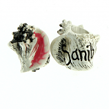 Sanibel Island Conch Bead