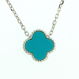 Sterling & Turquoise Necklace